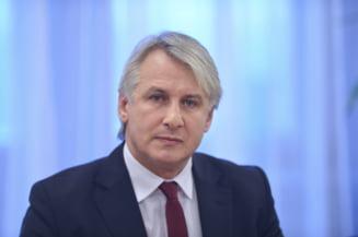 Teodorovici sustine ca transferul contributiilor are un avantaj: Reducerea deficitului pe zona de pensii