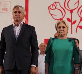 Teodorovici zice ca nu-si tradeaza sefa de partid si de guvern, ca sa devina premier: Restul e fake!