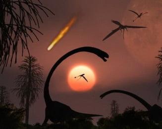 Teoria ce schimba istoria Pamantului: Dinozaurii ucisi de materia intunecata?