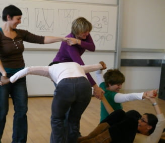 Terapia prin dans, o metoda moderna pentru eliberarea de stres