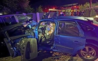 Teribil accident de circulatie in Ialomita. Un copil a fost ucis in impact, alte patru persoane, ranite grav
