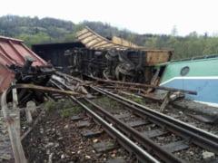 Termocentrala Mintia nu se poate aproviziona cu carbune din cauza accidentului de tren