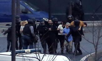 Teroare la Paris: Evenimentele de vineri, in imagini dramatice (Galerie foto)