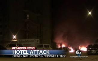 Teroarea din hotelul atacat de teroristi nu s-a terminat: Asaltul fortelor de ordine continua