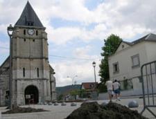 Teroristii care au comis atacul la biserica din Franta se cunoscusera cu numai cateva zile in urma