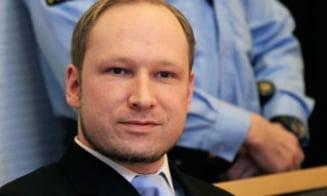 Teroristul Anders Breivik isi afla pedeapsa