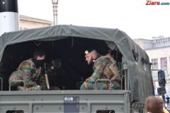 Teroristul impuscat in gara centrala din Bruxelles era marocan si avea o bomba cu cuie