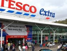 Tesco ar putea intra in Romania in 2013, prin achizitia Carrefour