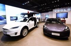 Tesla a devenit cel mai valoros producator de masini din lume. Actiunile companiei au atins un nou maxim istoric