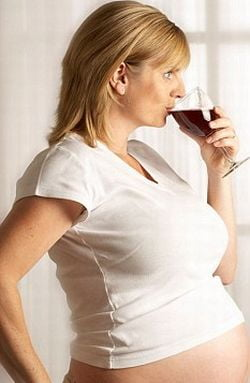 Test care arata cat alcool au consumat gravidele in ultimele doua saptamani