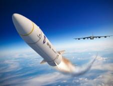 Test reusit pentru Pentagon. Statele Unite, prima tara care are in dotare rachete supersonice cu focoase nucleare. Viteza incredibila pe care o atinge VIDEO