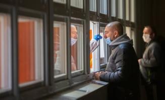 Testarea rapida in farmacii pentru depistarea COVID-19, aprobata de Ministerul Sanatatii. Care este procedura