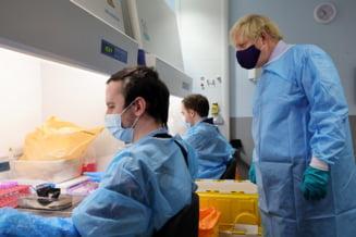 Testul care depisteaza in 20 de secunde infectia Covid-19, aprobat in Marea Britanie