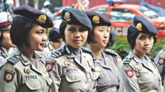 Testul de virginitate, conditie de admitere pentru politia nationala din Indonezia