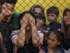 Testul suprem pentru UE: Provocarea refugiatilor se muta in Balcani