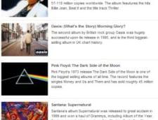 The Beatles, Michael Jackson si Pink Floyd, printre preferatii Vaticanului