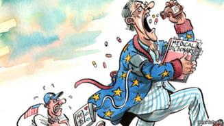 The Economist: Ipohondrii Europei - cine face greva?