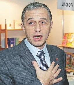 The Patriot: Mircea Geoana, pe axa Dabuleni - Washington (Opinii)