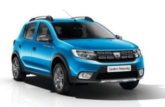 The Telegraph a testat Dacia Sandero Stepway: Iata ce note i-a acordat