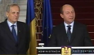Theodor Stolojan, premierul desemnat de Basescu (Video)
