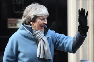 Theresa May a solicitat oficial UE sa amane Brexit-ul pana la 30 iunie