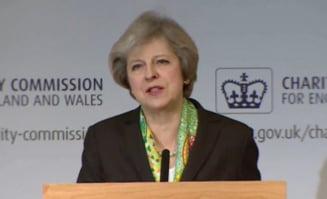 Theresa May anunta un Brexit dur si spune ca nu isi doreste destramarea UE
