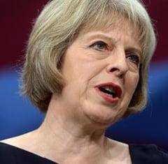 Theresa May e primul lider strain care se va intalni cu Trump la Casa Alba