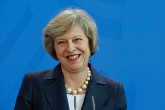 Theresa May este hotarata sa scoata Marea Britanie din UE in martie
