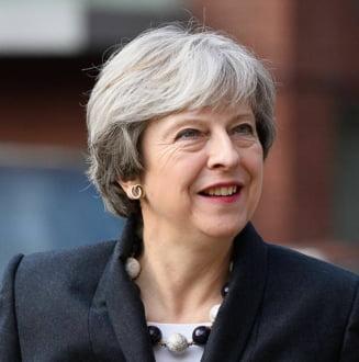 Theresa May risca un vot de neincredere din partea propriului partid daca nu isi clarifica viziunea asupra Brexitului
