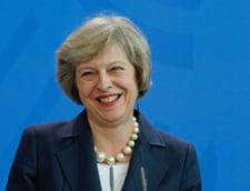 Theresa May spune ca Trump este 100% in favoarea NATO, dupa ce presedintele SUA afirmase ca Alianta e depasita
