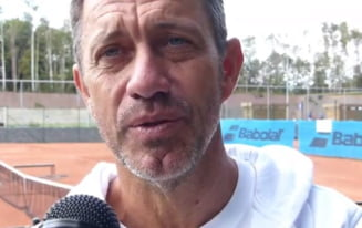 Thierry Van Cleemput, noul antrenor al Simonei Halep