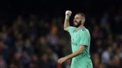 Thriller la meciul dintre Valencia și Real Madrid VIDEO