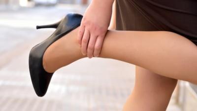 cum să vă împiedicați picioarele să se umfle