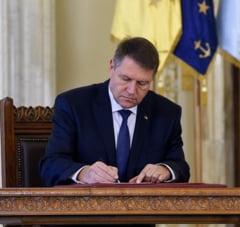 Tiberiu Nitu nu mai e procuror general - Presedintele Iohannis a semnat decretul