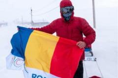 Tibi Useriu a terminat ultramaratonul Yukon Arctic. Doar el si inca un concurent au reusit sa incheie cursa extrema
