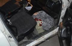 Tigari de contrabanda, confiscate la Pojejena