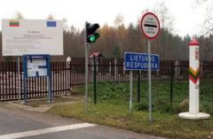 Tigari de contrabanda gasite intr-o masina diplomatica a Letoniei