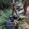 Tigari de contrabanda in valoare de 70.000 de lei, confiscate de politisti de la traficanti din nordul tarii