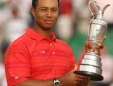 Tiger Woods, cel mai bun sportiv al deceniului