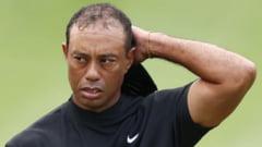Tiger Woods: primele imagini dupa cumplitul accident de masina