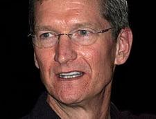 Tim Cook face bani frumosi: Ce suma a primit in 2013 directorul executiv al Apple