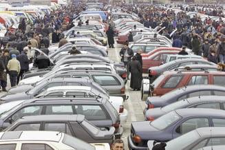 Timbrul de mediu blocheaza piata auto second-hand