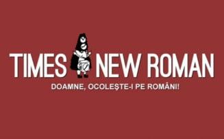 Times New Roman ramane cu amenzile date pentru discriminarea iubitei lui Dragnea, a decis CAB