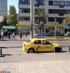 Timisoara: Un sofer de taxi a fost atacat cu un cutit de un client. Agresorul a fost prins de taximetristi