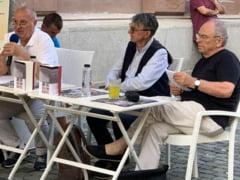 """Timisorenii sunt invitati la intalnirea cu """"monstrii sacri"""" ai filosofiei: Patapievici, Liiceanu si Plesu"""