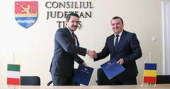 Timisul consolideaza parteneriatul cu regiunea Veneto din Italia