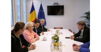 Timmermans avertizeaza guvernul PSD: Situatia din Romania s-a degradat. Am fost socati de imaginile cu protestatari agresati, ei nu erau huligani (Video)
