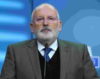 Timmermans nu stia de ordonantele lui Toader: Romania are drum lung pana la ridicarea MCV, daca mai are aceasta ambitie