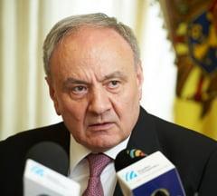 Timofti a confirmat in fata lui Putin ca R.Moldova a ales calea integrarii europene