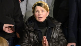 Timosenko: Cand Rusia va trage in Ucraina, va trage in intreaga lume democratica